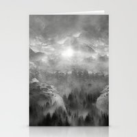 Black And White - Wish Y… Stationery Cards