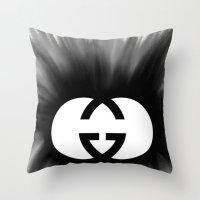 Spreading Style Throw Pillow