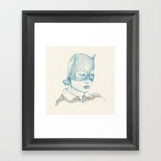 Enid Framed Art Print