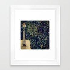 Wicked Garden Framed Art Print