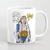 Ric Flair, THE MAN! (WWE, WWF, WCW, NWA) Mug