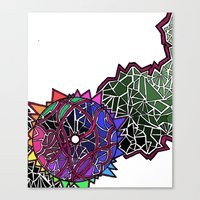 BooM. Canvas Print
