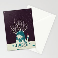 Warm Stationery Cards