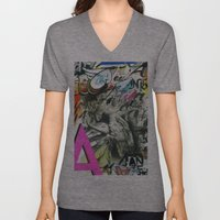 A is for Angel Unisex V-Neck