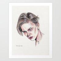 River P Art Print