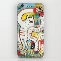 Geek Shop  iPhone & iPod Skin
