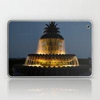 fountain lights Laptop & iPad Skin