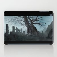 Ancient tree iPad Case