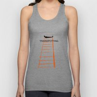 Trainspotting Unisex Tank Top