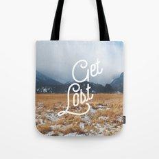 Get Lost Tote Bag