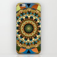 Navajo Mandala iPhone & iPod Skin