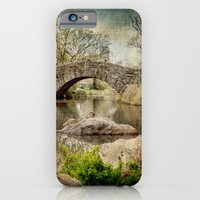Central Park Bridge iPhone 6 Slim Case