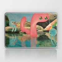 lago animato Laptop & iPad Skin