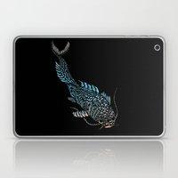 Curious Koi Laptop & iPad Skin