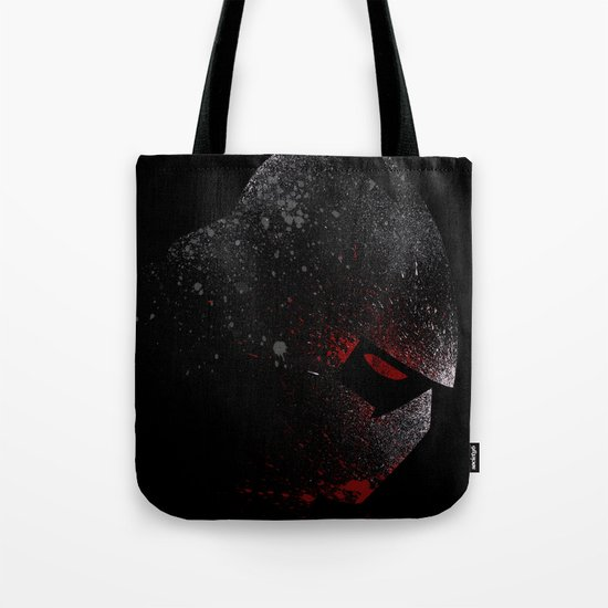 Foot Clan Master Tote Bag