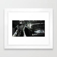 Dubstep Unity Framed Art Print