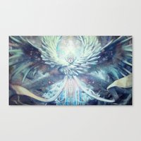 [Don't] Cover Your Eyes. Canvas Print