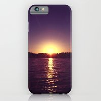 iPhone & iPod Case featuring Sunset by Sara LG