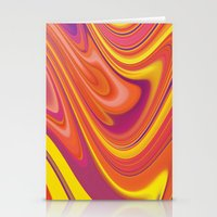 Tropical Candy Stationery Cards