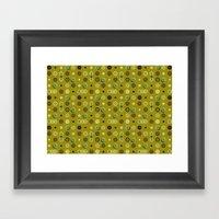Kooky Spot Framed Art Print