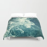 Water III Duvet Cover
