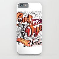Cut N' Dye Girl iPhone 6 Slim Case