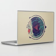 Laptop & iPad Skin featuring Water by Hector Mansilla