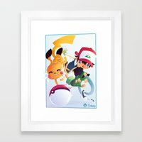 The Very Best Framed Art Print