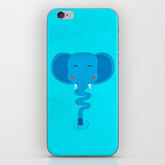Elefun iPhone & iPod Skin