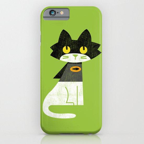 Mark - Batcat iPhone & iPod Case