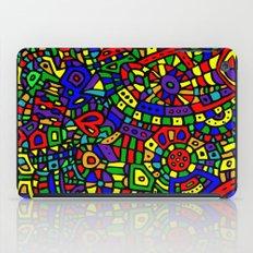 Abstract #452 iPad Case