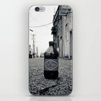 Alleyway Session iPhone & iPod Skin