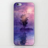 natural feelings (colour option) iPhone & iPod Skin