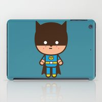 #51 The Bat man iPad Case