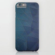 Elegant Low Poly Web iPhone 6 Slim Case
