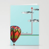 Up...up Stationery Cards