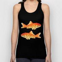 Fishy Unisex Tank Top