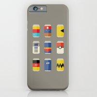 Pop Culture iPhone 6 Slim Case