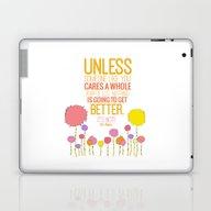 Unless Someone Like You.… Laptop & iPad Skin