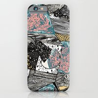 Cosmic geology iPhone 6 Slim Case