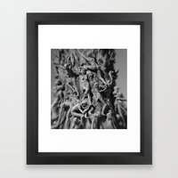 Horror Framed Art Print