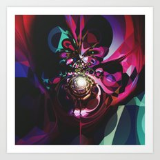 Reckoner Art Print