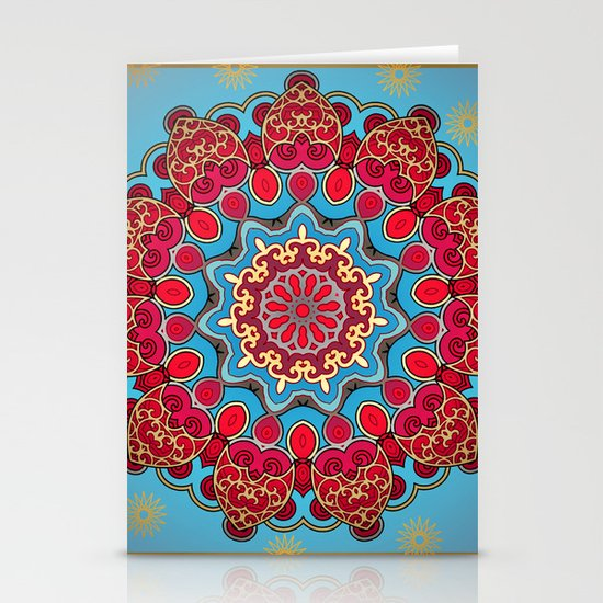 Mix&Match:  Merry Christmas From Tibet (with LOVE!) 03 Stationery Card