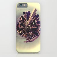 chicago iPhone & iPod Cases featuring Chicago by Valerie Manne