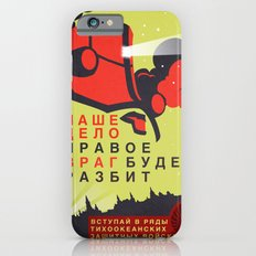 Pacific Rim: Cherno Alpha Propaganda iPhone 6 Slim Case