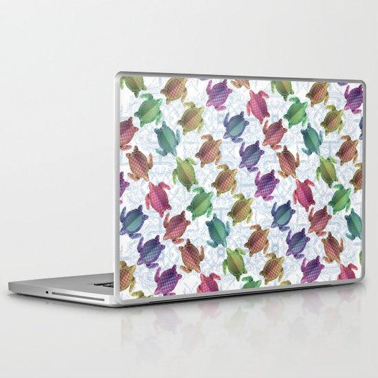 Turtle Frame Laptop & iPad Skin