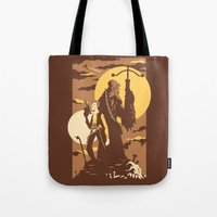 The Scoundrel & The Wookie Tote Bag