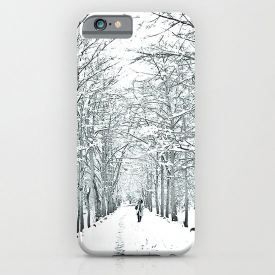 winter symphony iPhone & iPod Case