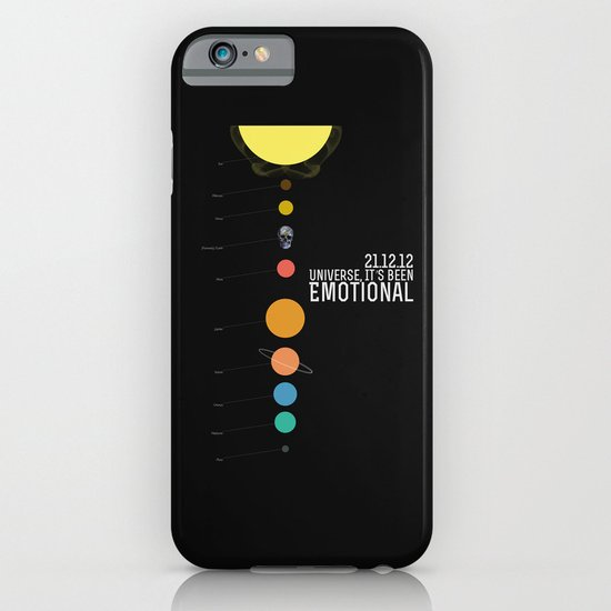 End Of The World? iPhone & iPod Case