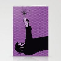 Kittappa Series - Pink Stationery Cards